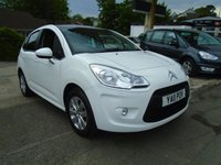USED 2011 11 CITROEN C3 1.4 VTR PLUS HDI 5d 68 BHP