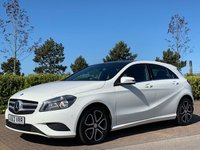 2013 MERCEDES-BENZ A CLASS 1.8 A200 CDI BLUEEFFICIENCY SPORT 5d 136 BHP £11995.00