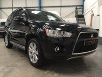 2011 MITSUBISHI OUTLANDER 2.2 DI-D GX 4 5d AUTO 156 BHP £9495.00