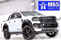 USED 2019 19 FORD RANGER 3.2 TDCi Wildtrak Double Cab Pickup 4x4 4dr (EU6) SOLD