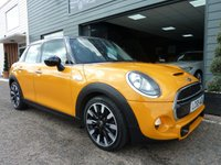 2015 MINI HATCH COOPER 2.0 COOPER SD 5d 168 BHP £11495.00