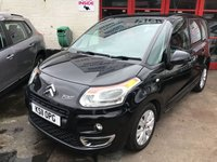 USED 2011 11 CITROEN C3 PICASSO 1.6 PICASSO VTR PLUS HDI 5d 90 BHP Diesel mpv, low road tax, economical, superb.