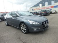 USED 2011 61 PEUGEOT 508 2.0 ALLURE HDI FAP 4d 163 BHP GOT A POOR CREDIT HISTORY * DON'T WORRY * WE CAN HELP * APPLY NOW *