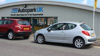 USED 2008 58 PEUGEOT 207 1.6 SPORT 3d 89 BHP 25% DEPOSIT SHORTFALL SHORT TERM FINANCE AVAILABLE TO ALL (NO CREDIT CHECKS)  *