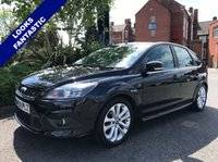 USED 2009 59 FORD FOCUS 1.6 ZETEC S S/S 5d 113 BHP LOOKS AND DRIVES FANTASTIC