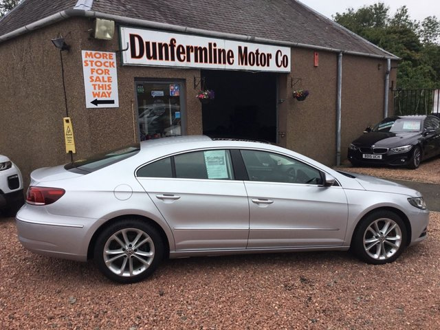 USED 2012 12 VOLKSWAGEN CC 2.0 TDI BLUEMOTION TECHNOLOGY 4d 138 BHP ++FOR FULL DETAILS CALL JOHN ON 07972385205++