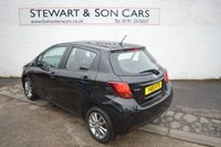 USED 2015 15 TOYOTA YARIS 1.4 D-4D ICON 5d 90 BHP