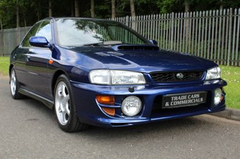 2000 SUBARU IMPREZA 2.0 TURBO 2000 AWD 4d 211 BHP £10000.00