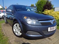 2011 VAUXHALL ASTRA 1.4 EXCLUSIV 3d 88 BHP £SOLD