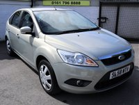 2008 FORD FOCUS 1.8 STYLE 5d 125 BHP £2795.00