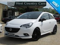 USED 2015 15 VAUXHALL CORSA 1.4 LIMITED EDITION 3d 89 BHP Full Vauxhall Service History