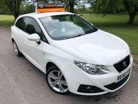 2011 SEAT IBIZA 1.4 CHILL 3d 85 BHP £4495.00