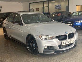 2012 BMW 3 SERIES 3.0 330D M SPORT 4d 255 BHP £13990.00