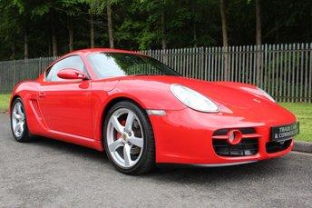 2006 PORSCHE CAYMAN 2.7 24V 2d 242 BHP £13500.00