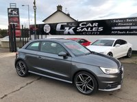 USED 2015 AUDI A1 A1 S Line Tdi 3 door