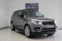 USED 2014 64 LAND ROVER RANGE ROVER SPORT 3.0 SDV6 HSE DYNAMIC 5d AUTO 291 BHP Land Rover Service Pack, MARCH 2020 MOT & Just Been Serviced