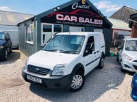2012 FORD TRANSIT CONNECT 1.8 T200 LR CDPF 1d 90 BHP £4695.00