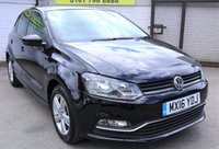 USED 2016 16 VOLKSWAGEN POLO 1.2 MATCH TSI 5d 89 BHP * ONE OWNER - FULL  HISTORY *