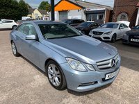 2013 MERCEDES-BENZ E CLASS 2.1 E220 CDI BLUEEFFICIENCY SE 2d AUTO 170 BHP £9990.00