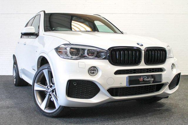 2014 H BMW X5 3.0 XDRIVE30D M SPORT 5d AUTO 255 BHP