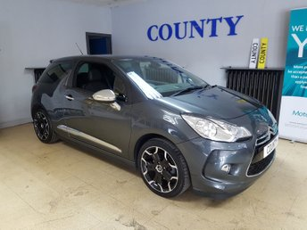 2013 CITROEN DS3 1.6 THP DSPORT PLUS 3d 150 BHP £5995.00