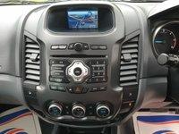USED 2014 64 FORD RANGER 3.2 WILDTRAK 4X4 DCB TDCI 1d AUTO 197 BHP