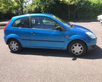 USED 2004 54 FORD FIESTA FINESSE 16V