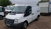 2013 FORD TRANSIT 280 SWB Low Roof 100ps £6695.00