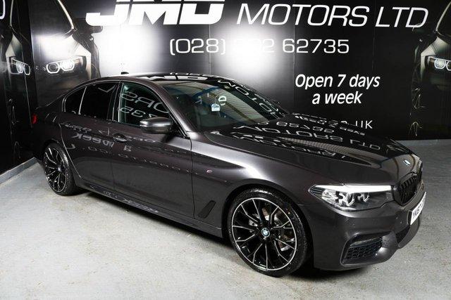 2017 67 BMW 5 SERIES 520D M SPORT AUTO 188 BHP (FINANCE AND WARRANTY)