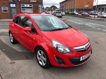 2013 VAUXHALL CORSA 1.2 SXI 3d 83 BHP *** PAYMENTS LOW AS £78 A MONTH! *** £3795.00