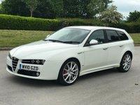 2010 ALFA ROMEO 159 1.9 JTDM 16V TI SPORTWAGON 5d 150 BHP £3990.00