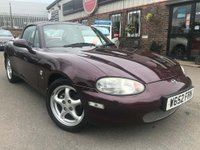 USED 2000 M MAZDA MX-5 1.8 Icon Limited Edition 2dr GREAT LOOKING CONVERTIBLE
