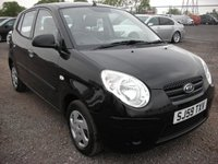 USED 2009 59 KIA PICANTO 1.0 1 5d 61 BHP Recent service and mot - Cheap tax
