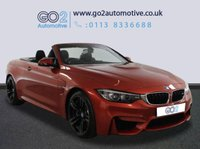 USED 2015 M BMW M4 3.0 M4 2d AUTO 426 BHP