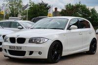 2009 BMW 1 SERIES 2.0 118D M SPORT 5d 141 BHP £3795.00