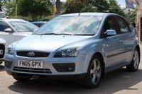 2005 FORD FOCUS 1.6 ZETEC 16V 5d 116 BHP £995.00