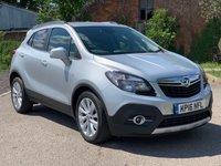 2016 VAUXHALL MOKKA 1.4 SE 5d AUTO 138 BHP £10495.00