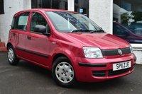 2011 FIAT PANDA 1.2 ACTIVE 5STR 5d 69 BHP £2395.00