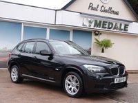 2012 BMW X1 2.0 SDRIVE18D M SPORT 5d 141 BHP £8150.00
