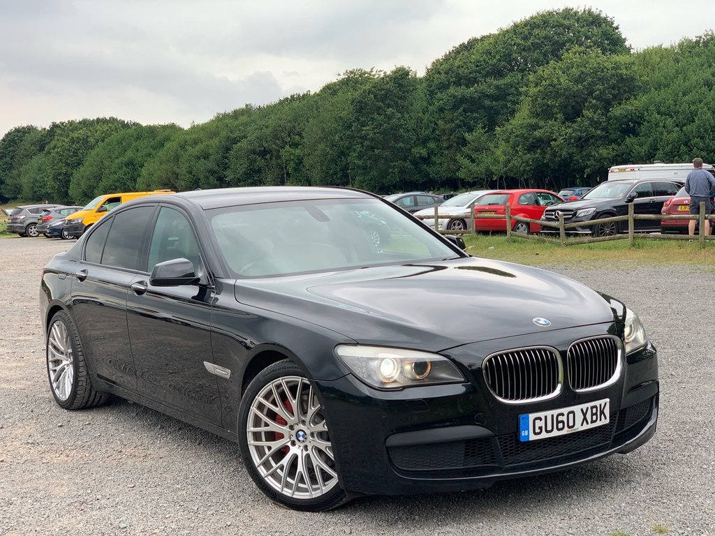 USED 2010 60 BMW 7 SERIES 3.0 730D M SPORT 4d AUTO 242 BHP TAILOR MADE FINANCE PACKAGES - - REAR ASSIST CAMERA  - POWER BOOT  - HEATED FRONT AND REAR SEATS  - 4 ZONE CLIMATE  - SURROUND VIEW - USB  - SUN PROTECTION GLASS - OYSTER/BLACK LEATHER  - FINE WOOD TRIM  - BLUETOOTH HANDSFREE & STREAM