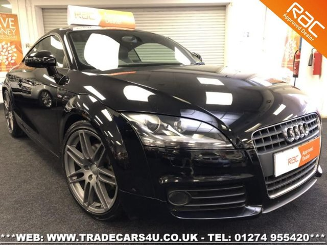 2010 10 AUDI TT  COUPE 2.0 TFSI AUTO S TRONIC S LINE SPECIAL EDITION