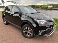2016 TOYOTA RAV4 2.5 VVT-I BUSINESS EDITION PLUS 5d AUTO 197 BHP £17990.00