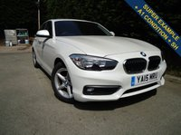 USED 2015 15 BMW 1 SERIES 1.5 116D ED PLUS 5d 114 BHP