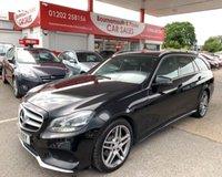 2014 MERCEDES-BENZ E CLASS 2.1 E220 CDI AMG SPORT AUTO ESTATE 168 BHP £10995.00