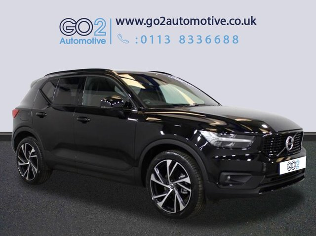 View our VOLVO XC40