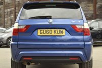 USED 2010 60 BMW X3 2.0 20d M Sport xDrive 5dr 2 OWNER,LEATHER,FINANCE,AUTO