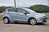 USED 2009 58 FORD FIESTA 1.4 Zetec 5dr LONG MOT AAwrty