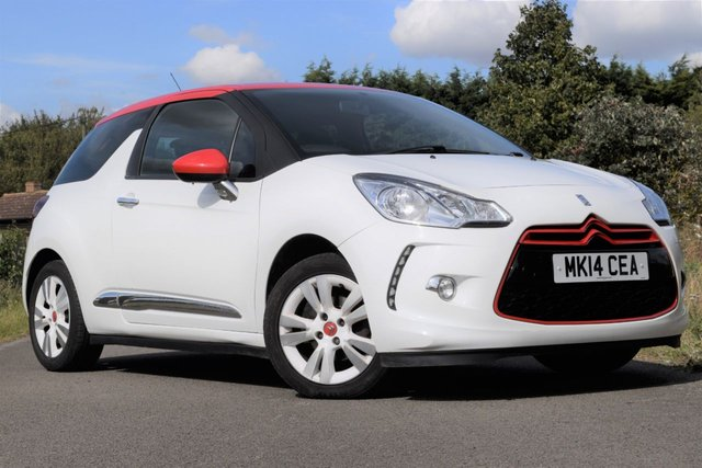 View our CITROEN DS3