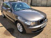 2008 BMW 1 SERIES 2.0 120I SE 5d AUTO 168 BHP £5495.00