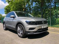 USED 2017 17 VOLKSWAGEN TIGUAN 2.0 SEL TDI BLUEMOTION TECHNOLOGY DSG 5d AUTO 148 BHP All Vehicles with minimum 6 months Warranty, Van Ninja Health Check and cannot be beaten on price!